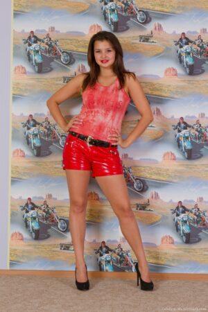 Hot Biker Chick