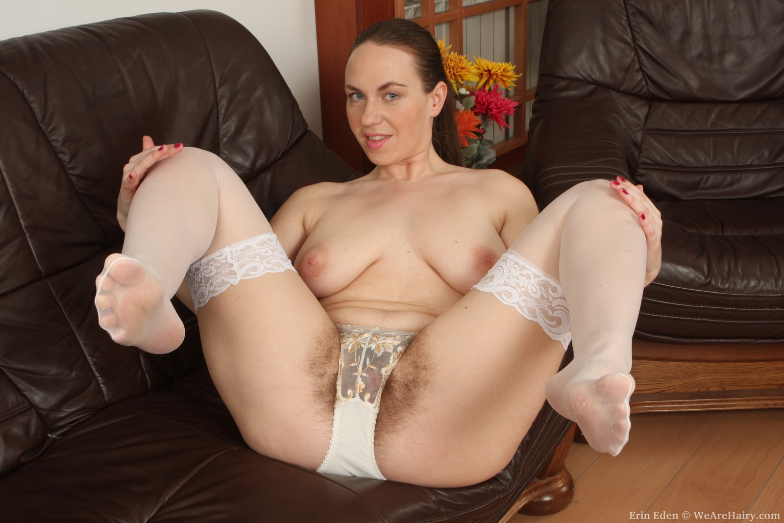 Blonde mature in stockings sex porn photos