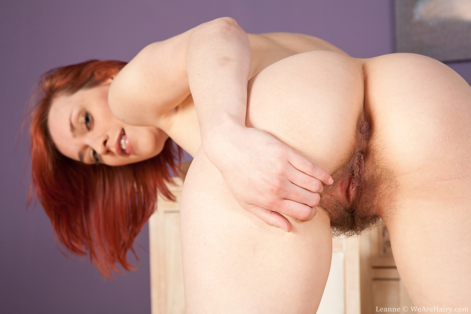 Hairy Bush Redhead Pussy What Here Ridiculous