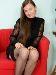 Sveta's fresh ebony panties