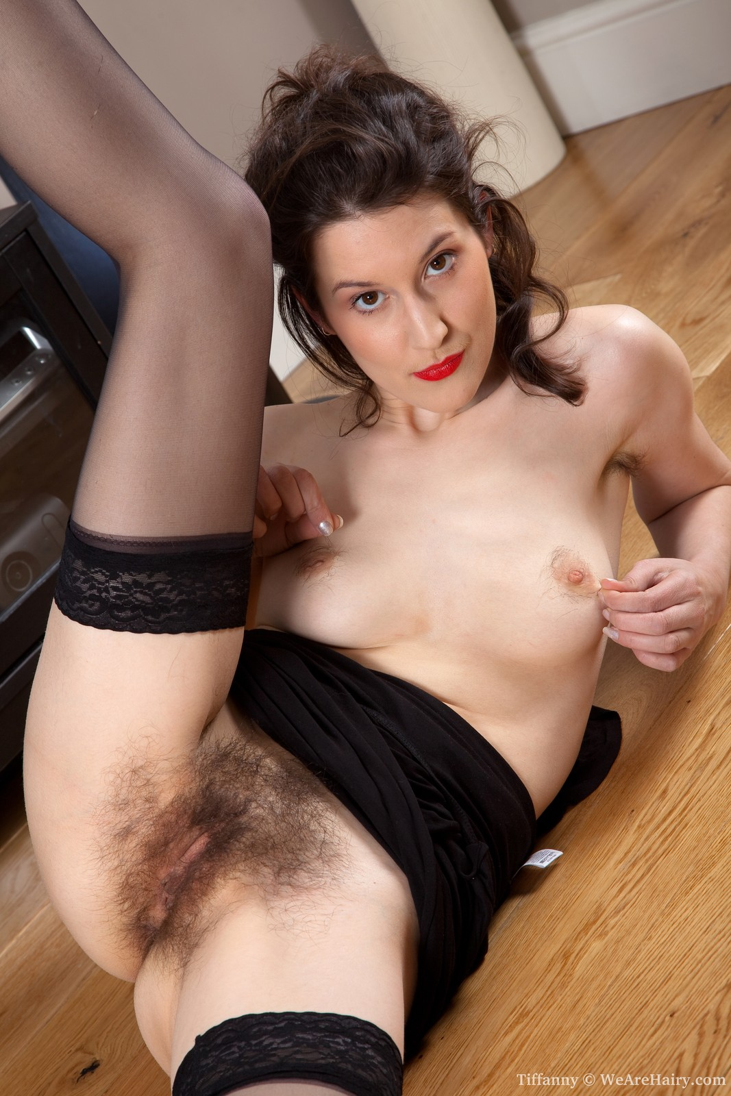 Черные с волосатыми порно фото