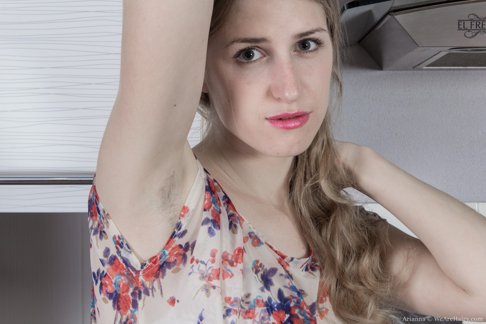 Chubby yuoung girls with hairy armpits